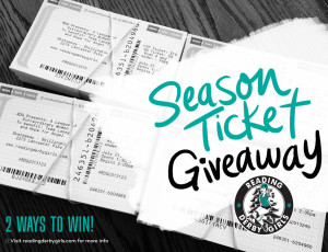 Season Ticket Giveaway